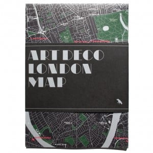 Competition: five guides to London\'s Art Deco architecture to be won