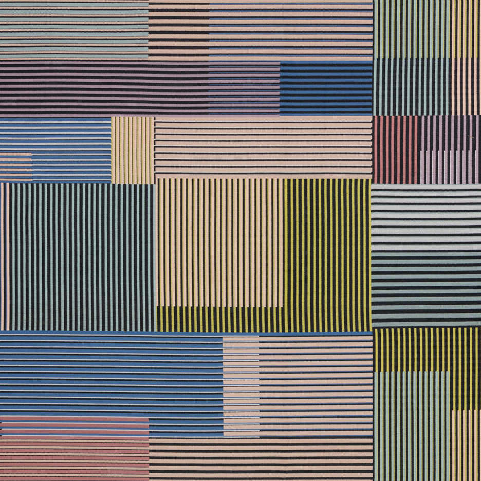 Paul smith launches checked textile for maharam at neocon for Architecture textile
