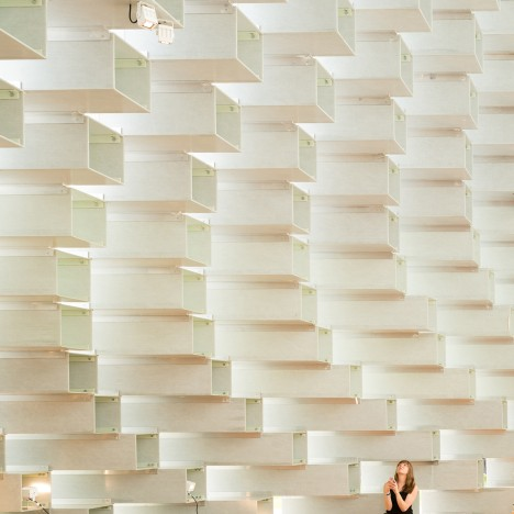 Bjarke Ingels BIG Serpentine Gallery Pavilion 2016 architecture Dezeen