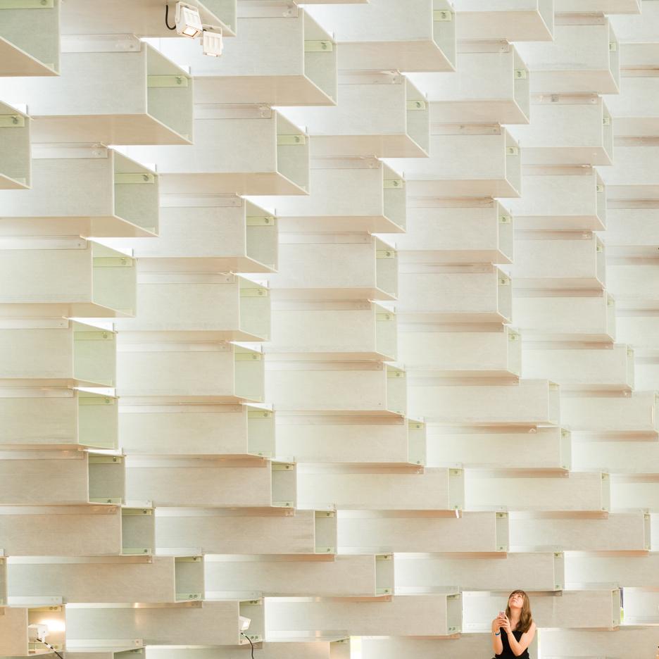 Bjarke Ingels BIG Serpentine Gallery Pavilion 2016 architecture Dezeen