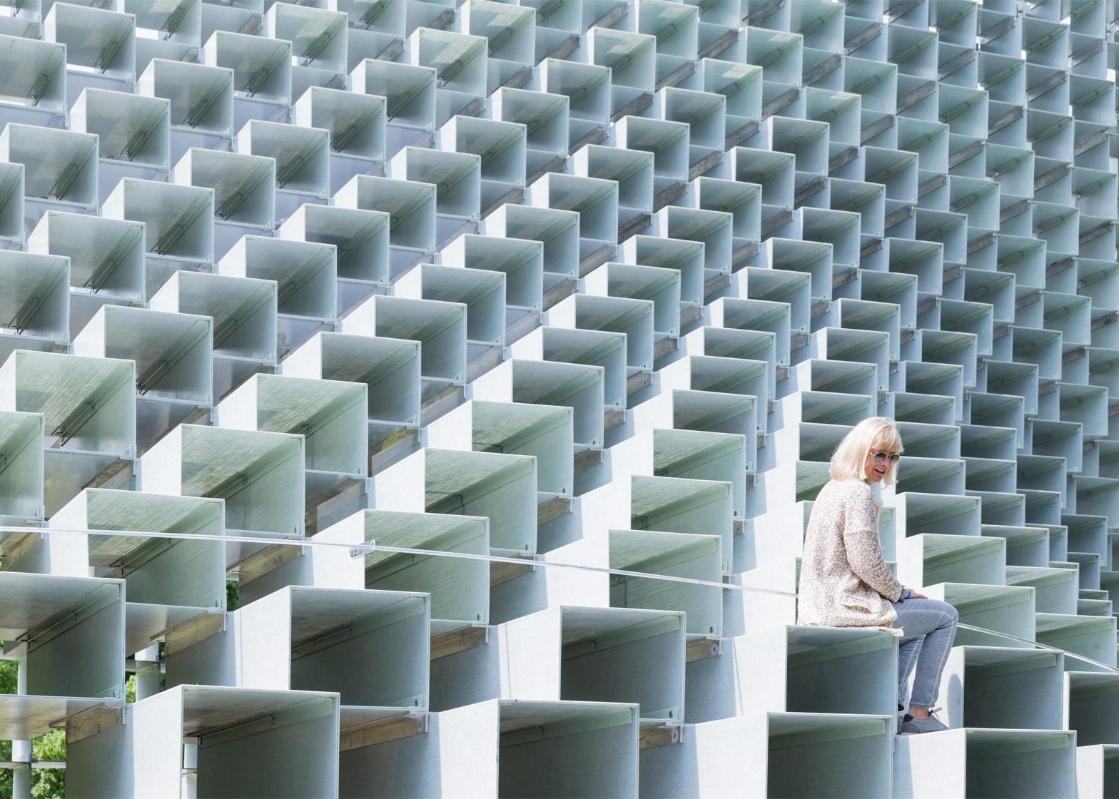 Bjarke Ingels' Serpentine Gallery Pavilion 2016