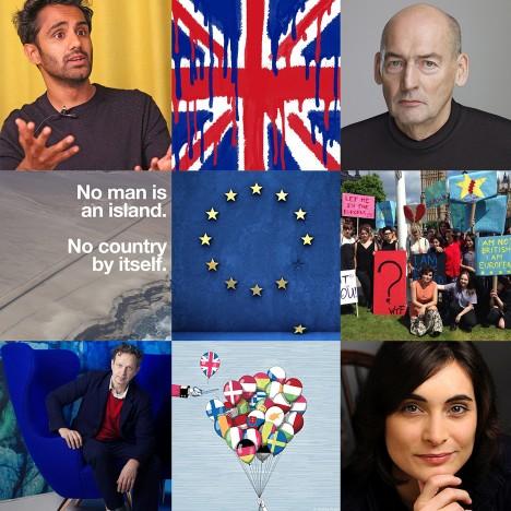 Brexit crisis architecture design dezeen