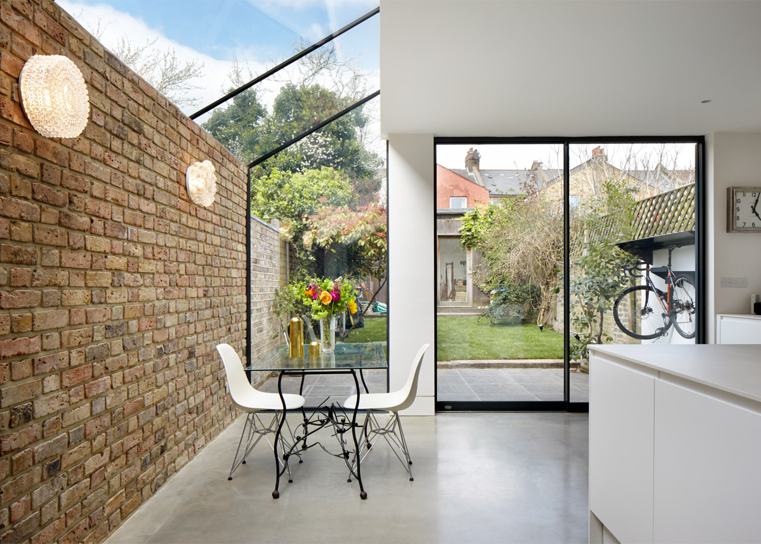 1 of 10; Burrows Road extension by Rise Architects