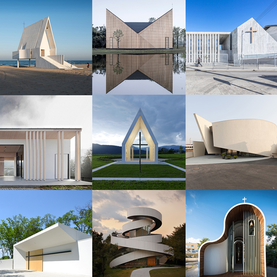 Worship the best chapels on Dezeen\'s new Pinterest board
