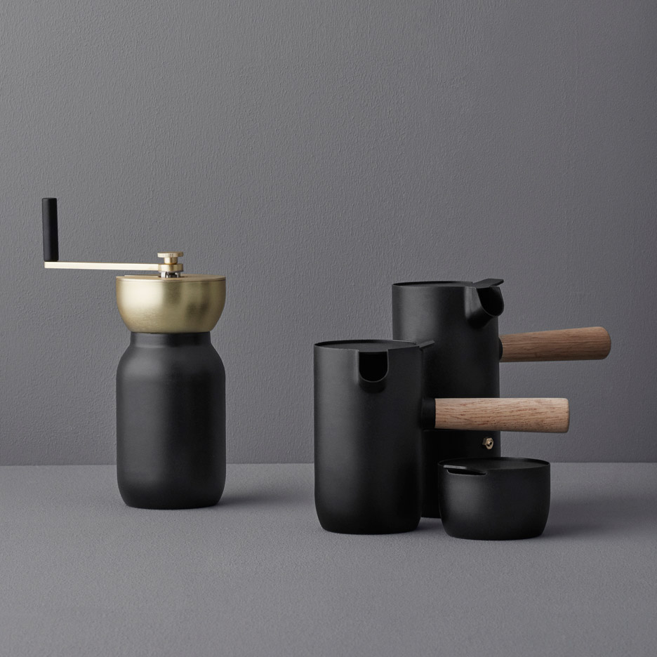 Collar Coffee Collection by Something for Stelton, homeware design