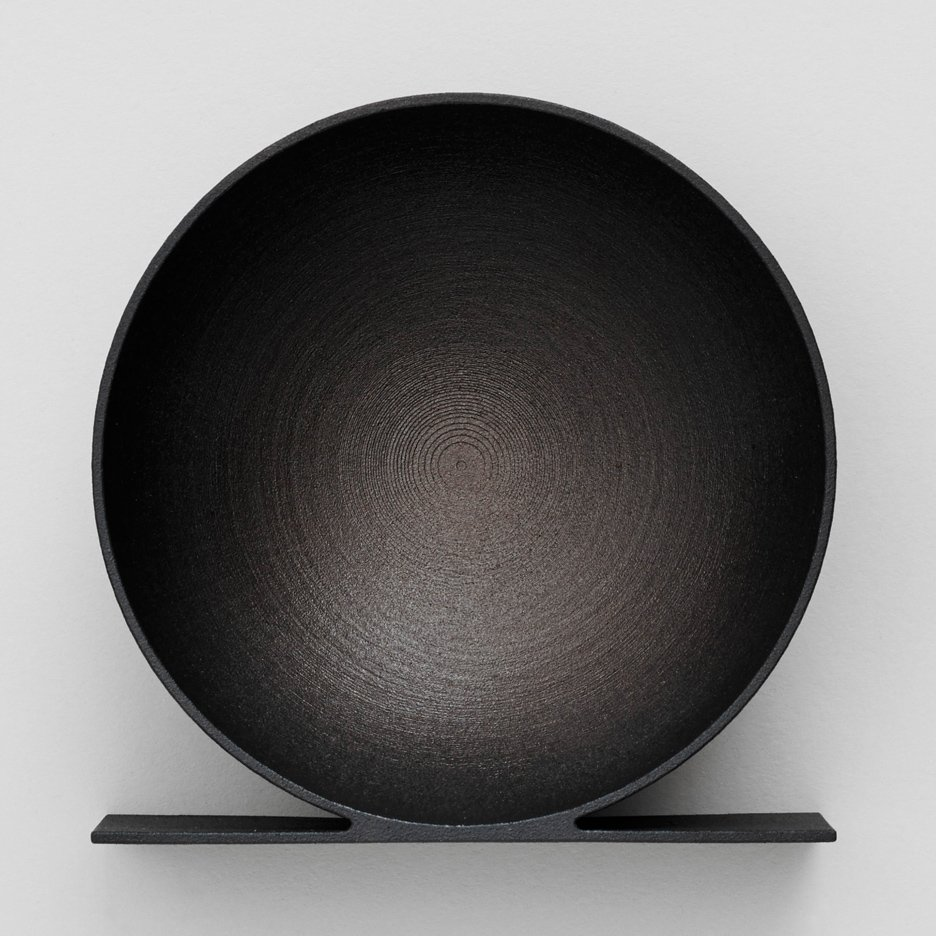 3D printed Connection Bowl by Philippe Malouin for Othr