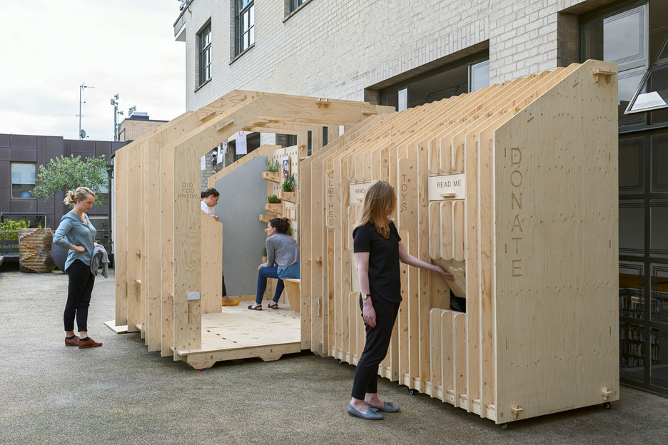 Constructing communities at RIBA