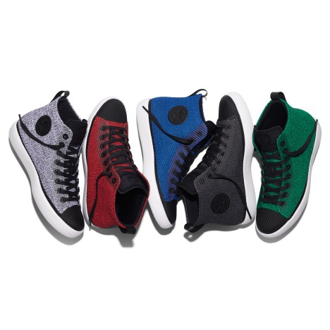 Converse continues updates to classic designs with All Star Modern trainer