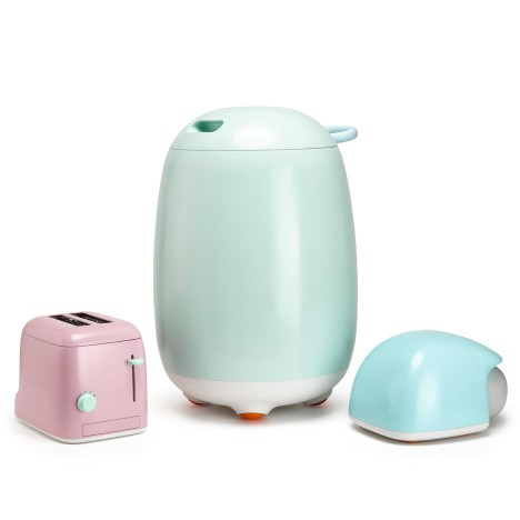 Hyerim Shin's Kawaii home appliances explore the nature of cuteness