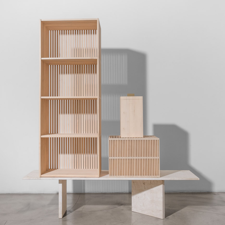 Delta collection by Formafantasma at Design Basel/Miami 2016