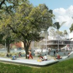 OMA's team wins FAB Park competition for Downtown LA