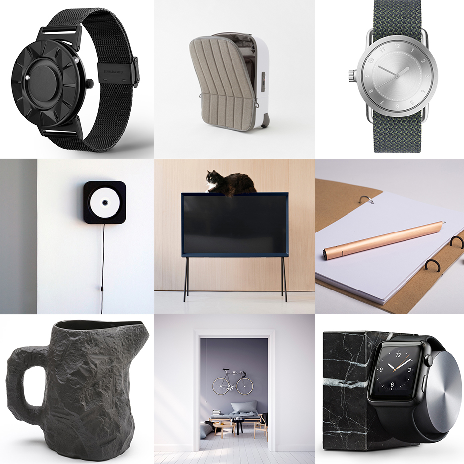 Dezeens Christmas gift guide for architects and designers
