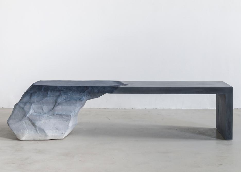 Fernando Mastrangelo's Drift bench