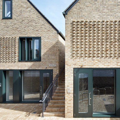 Project Orange slots mews-inspired development behind a row of west London shops