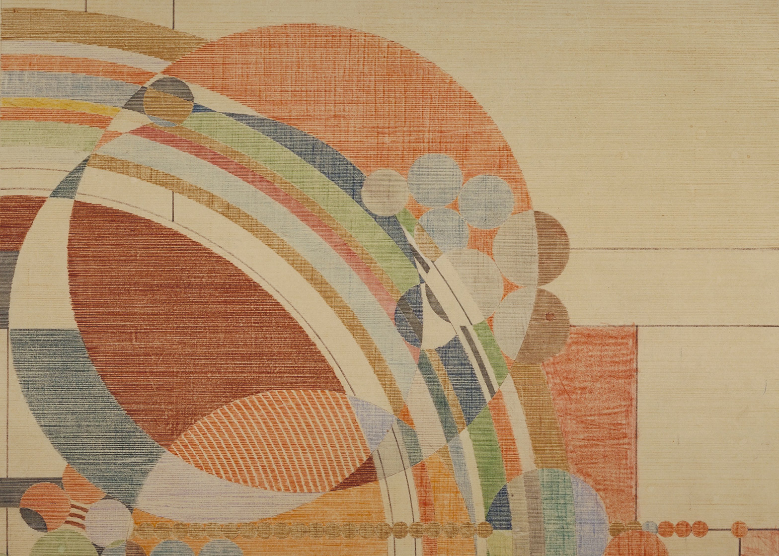 Frank Lloyd Wright at 150: Unpacking the Archive exhibition at the Museum of Modern Art, MoMa in New York City, USA