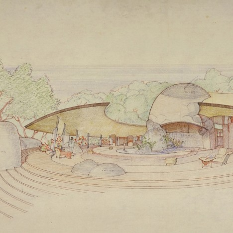 MoMA to stage major Frank Lloyd Wright exhibition in 2017