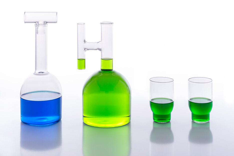 Glasss by Lanzavecchia + Wai