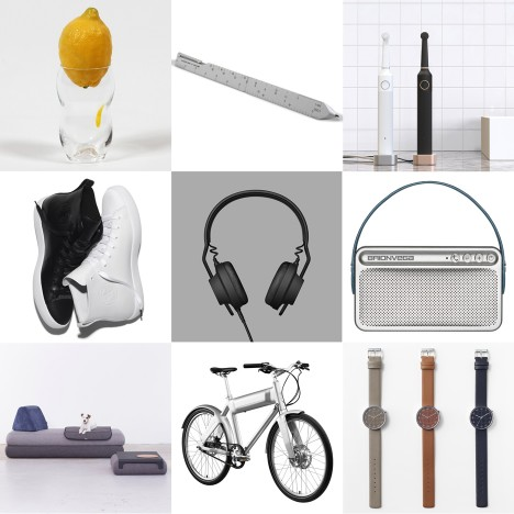 Dezeen's gift guide for architecture and design graduates