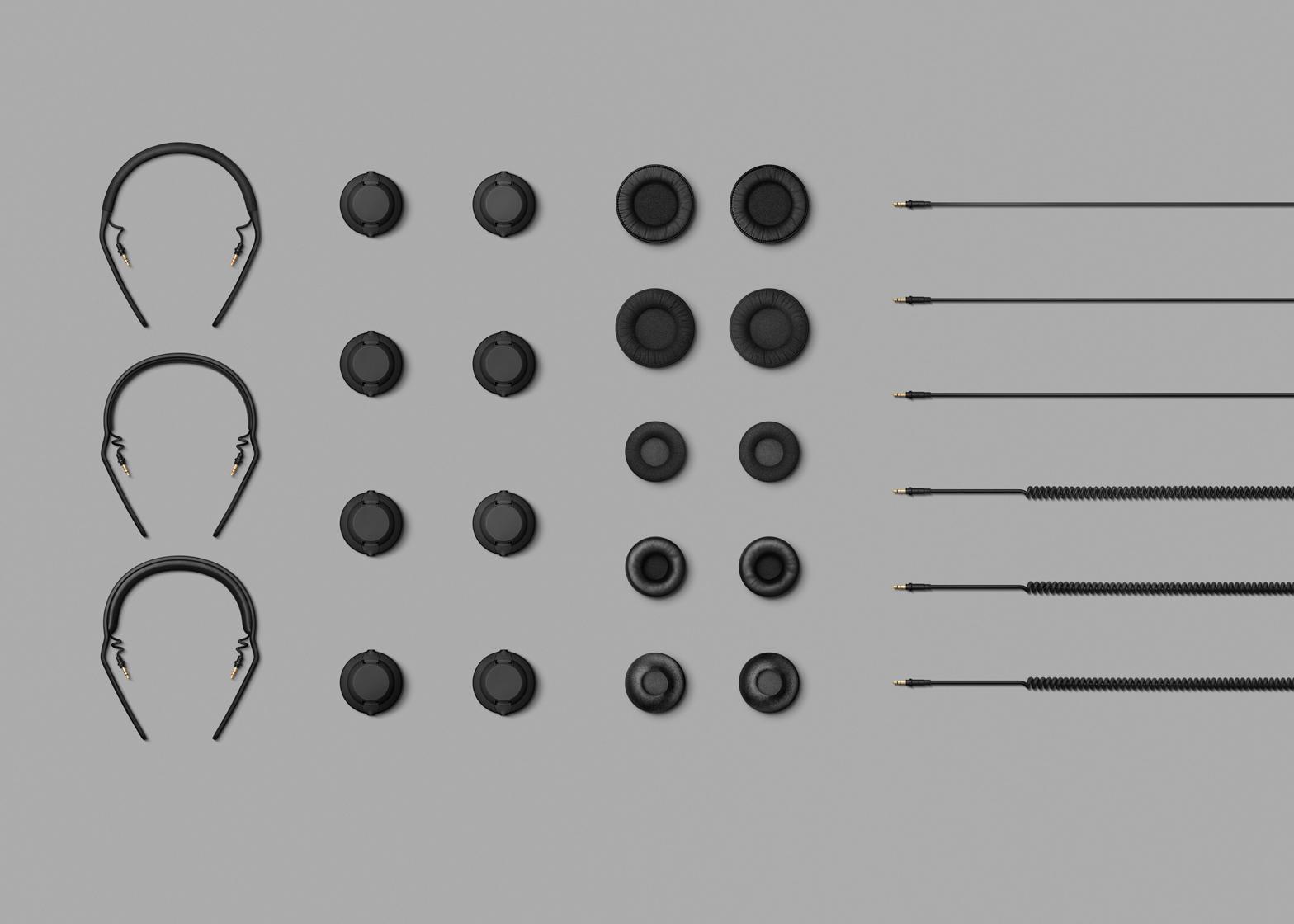TMA-2 Modular headphones by Kilo