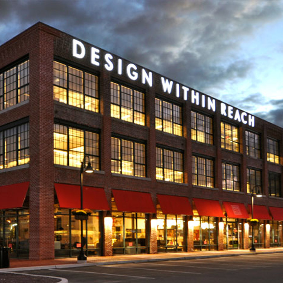 Herman Miller Design Within Reach takeover questioned