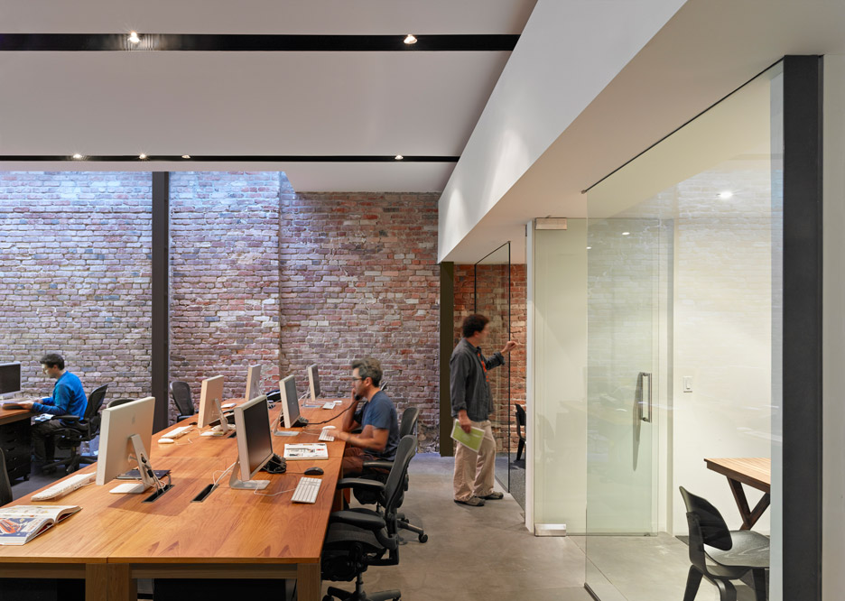 Terry Terry Converts San Francisco Building Into Creative Office Gorgeous Graphic Design Office Furniture