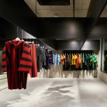 Naoto Fukasawa designs stripped-back interior for Homme Plissé Issey Miyake store