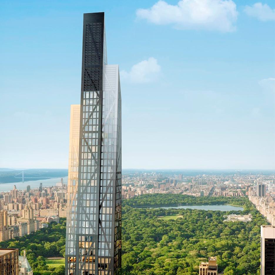 Jean Nouvel's 53W53 skyscraper