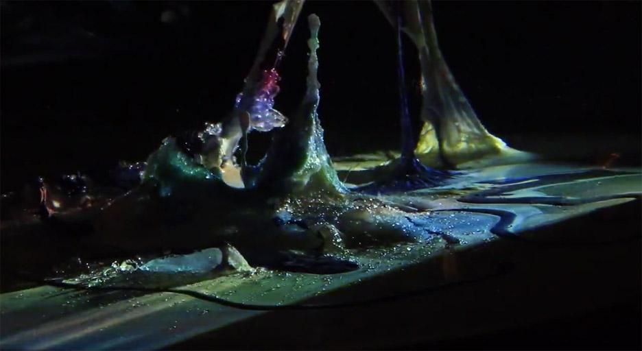 Julien Mier's Sea of Decay music video by Kamiel Rongen