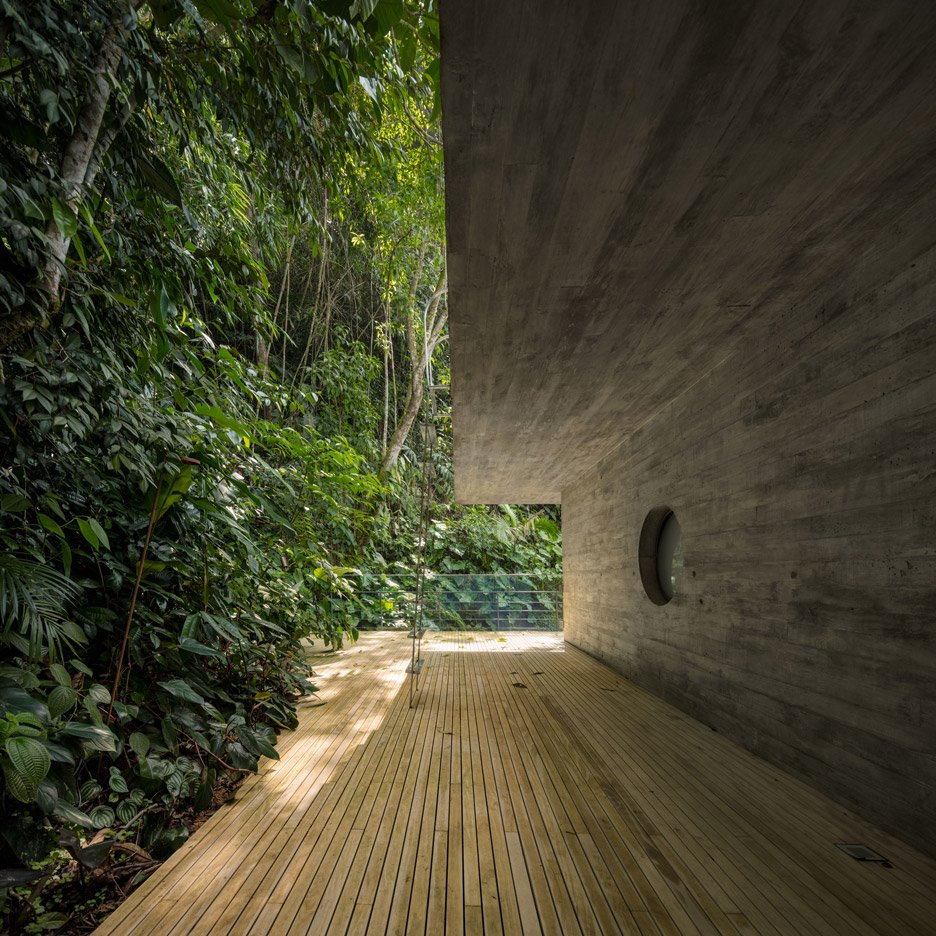 Jungle House, Guarujá, São Paulo, Brazil, by Studio MK27