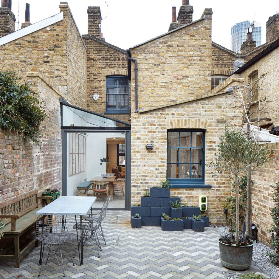Lambeth Marsh House Fraher Architects London UK