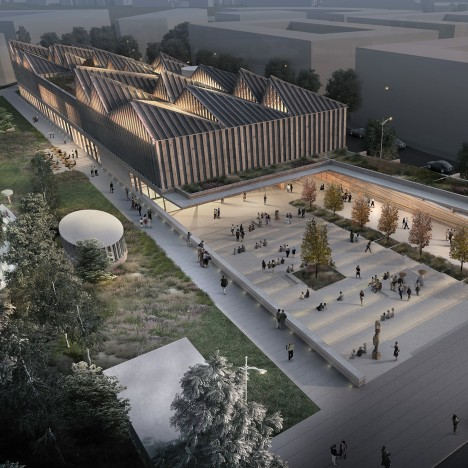 Adjaye Associates chosen for Latvian Museum of Contemporary Art