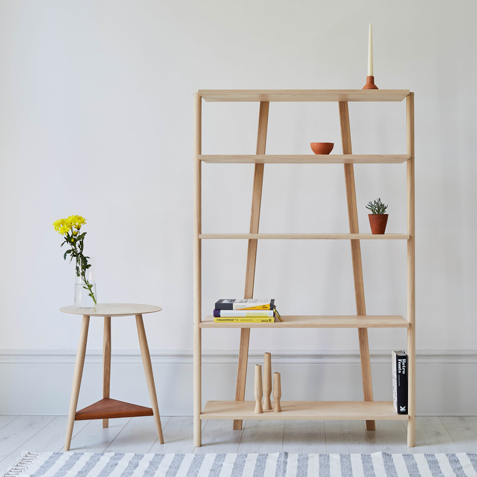 Liam Treanor adds to collection of handcrafted minimal furniture