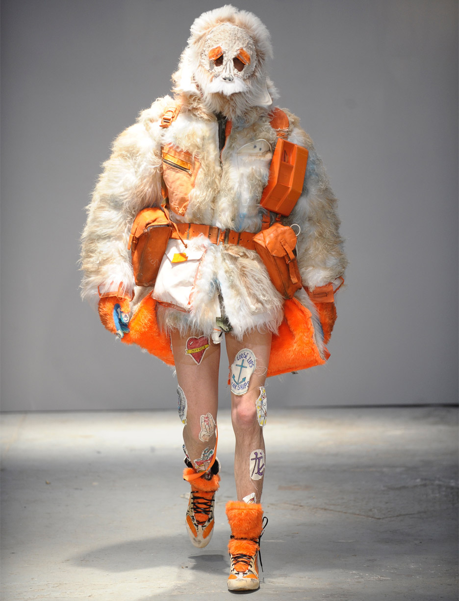 LCF BA graduate fashion collectionsv