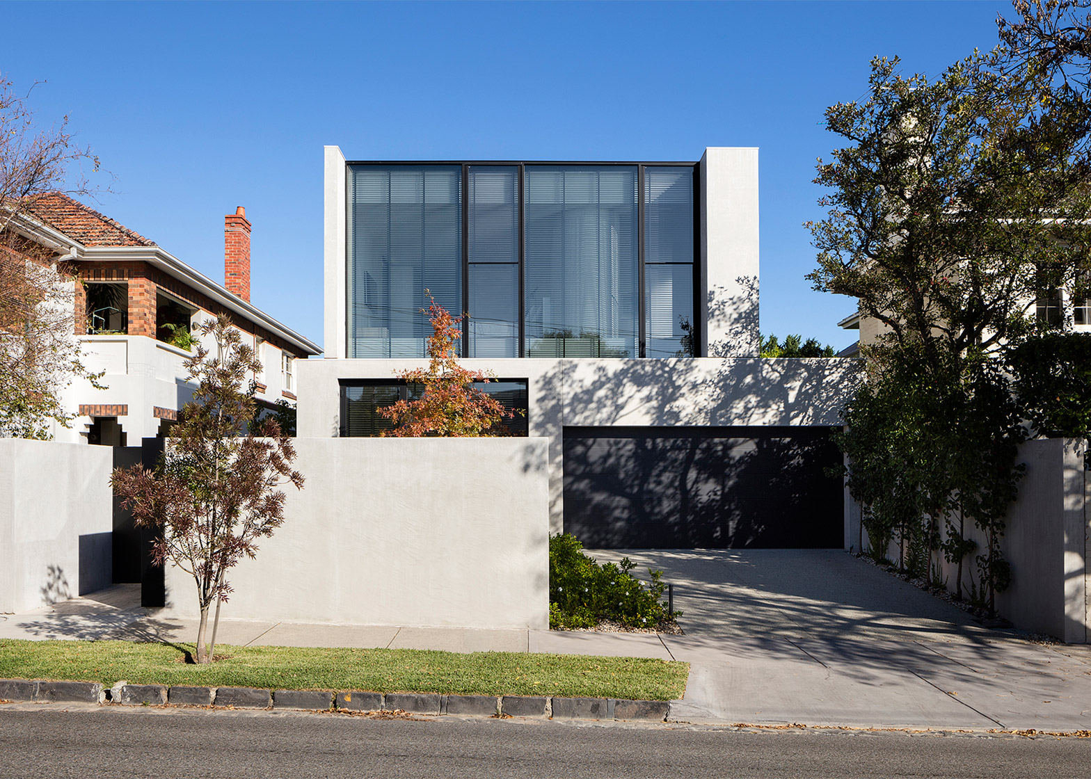 6 Of 7; LSD Residence By Davidov Partners In Toorak, Melbourne