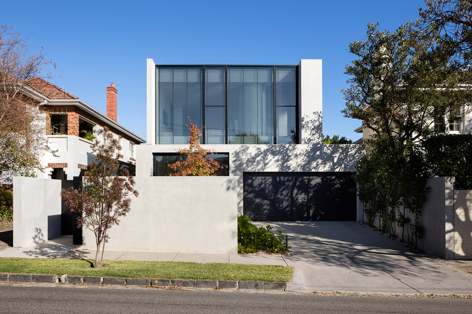 LSD Residence by Davidov Partners in Toorak, Melbourne