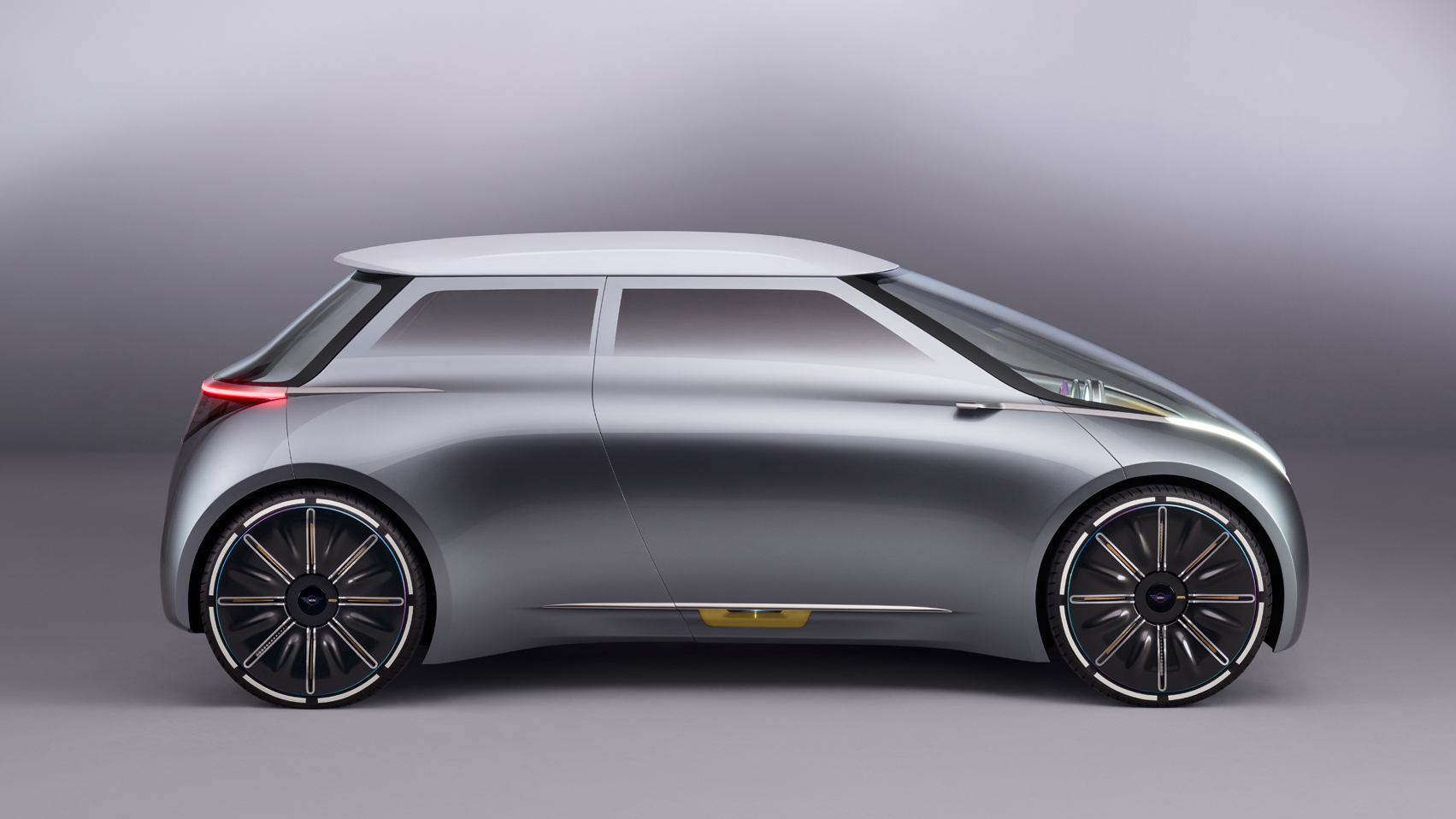 Minis Concept Car Changes Colour Depending On Your Mood