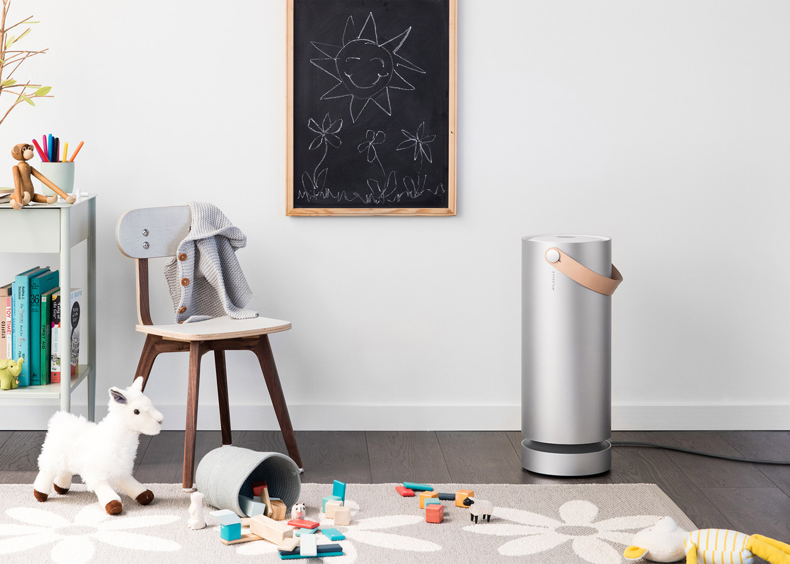 Molekule air purification by Postler Ferguson