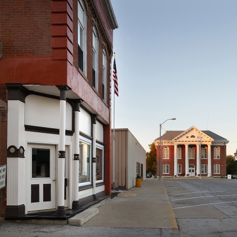 Kiku Obata leads revival of historic district in a rural Illinois town