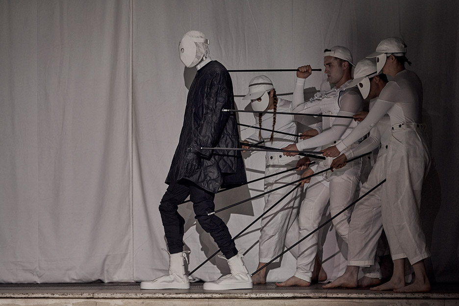 Aitor Throup menswear collection