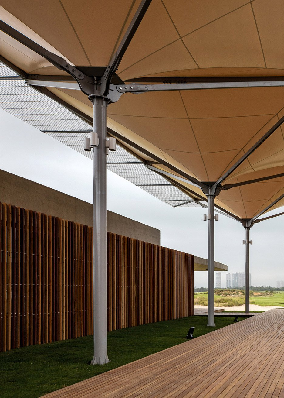 Olympic Golf Course by Rua Arquitetos