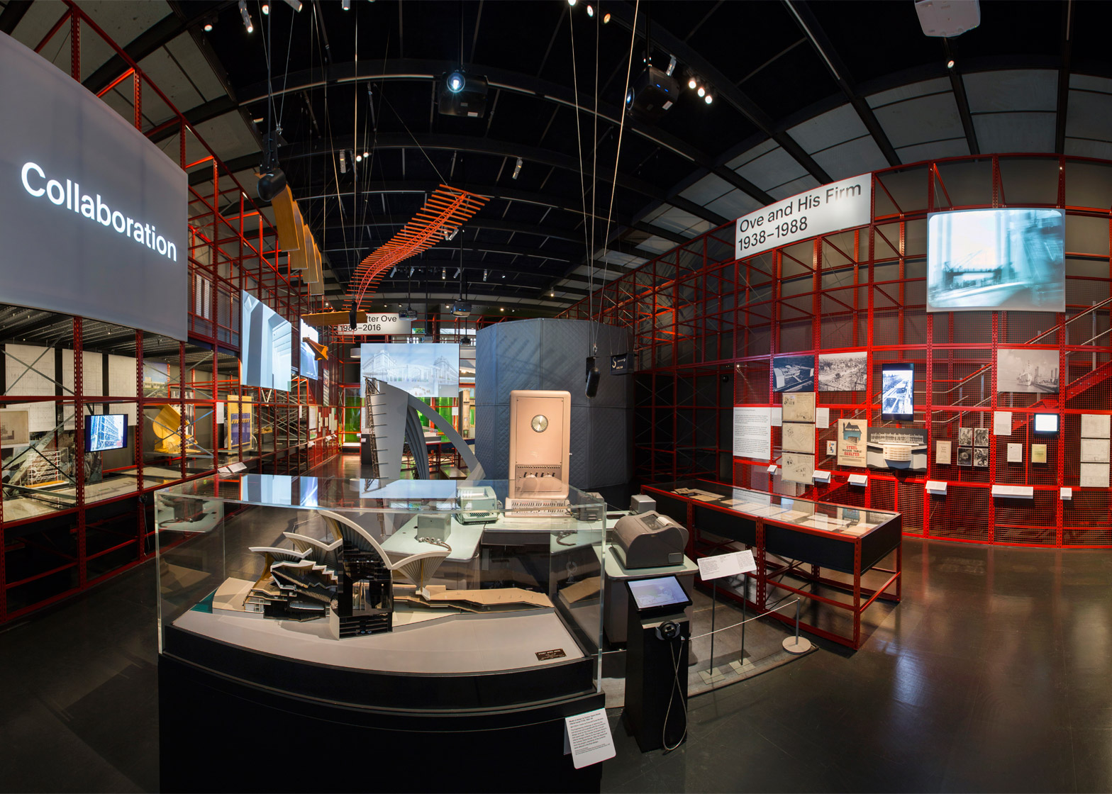 Engineering the World: Ove Arup and the Philosophy of Total Design exhibition