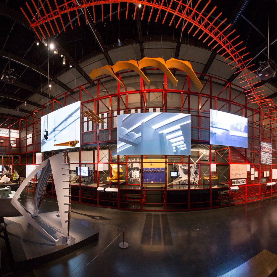 V&A stages first major retrospective of pioneering engineer Ove Arup