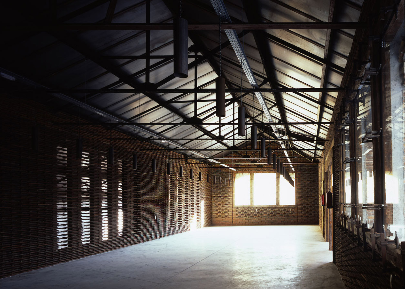 Matadero Madrid, Nave 8b by Arturo Franco Office for Architecture