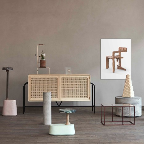 Kinfolk magazine launches Copenhagen gallery with exhibition of European design