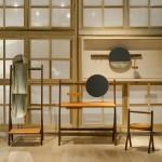"Neri&Hu's Ren furniture for Poltrona Frau functions like ""little butlers"""