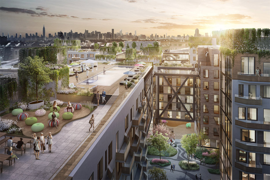 Rheingold Project by ODA New York
