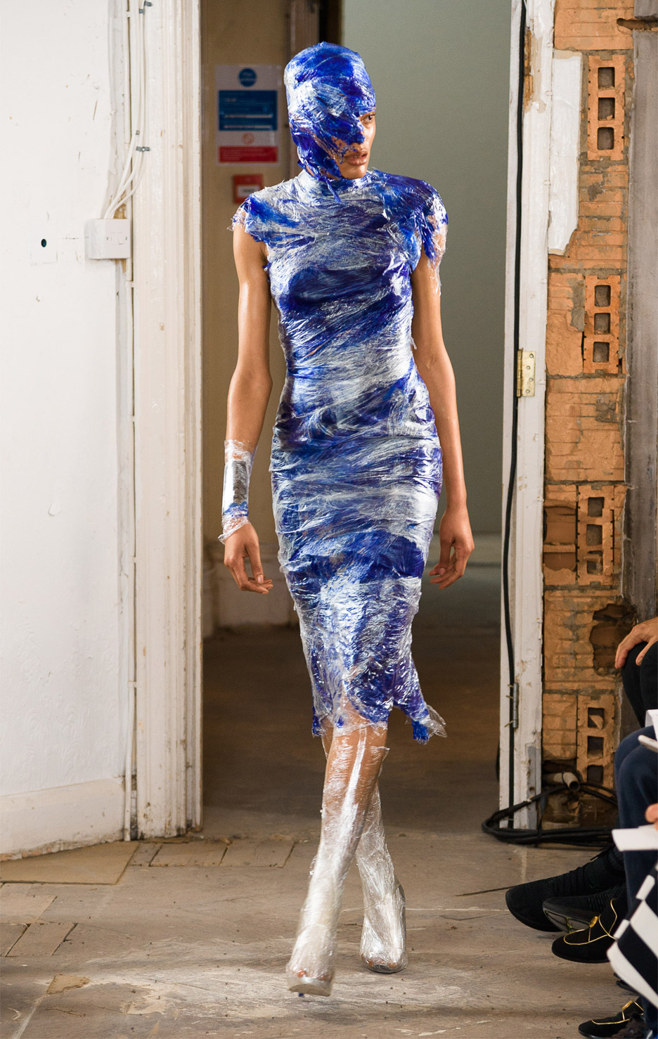 Stefanie Tschirky's RCA graduate fashion collection