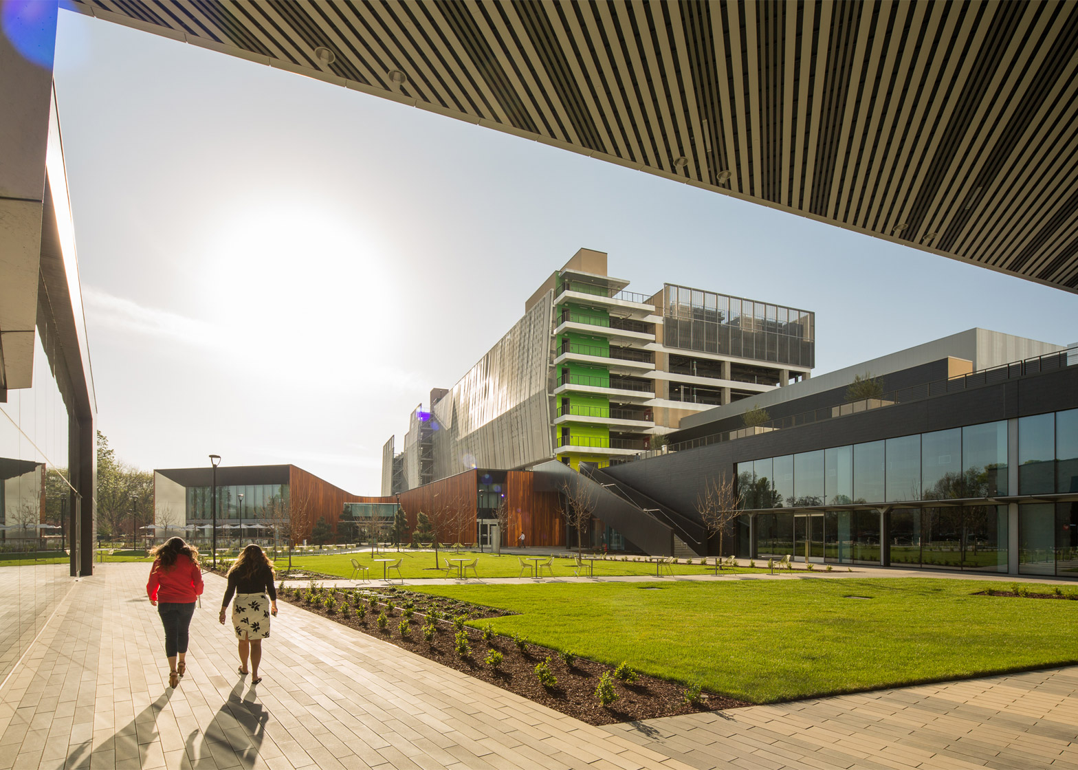 Samsung campus by NBBJ