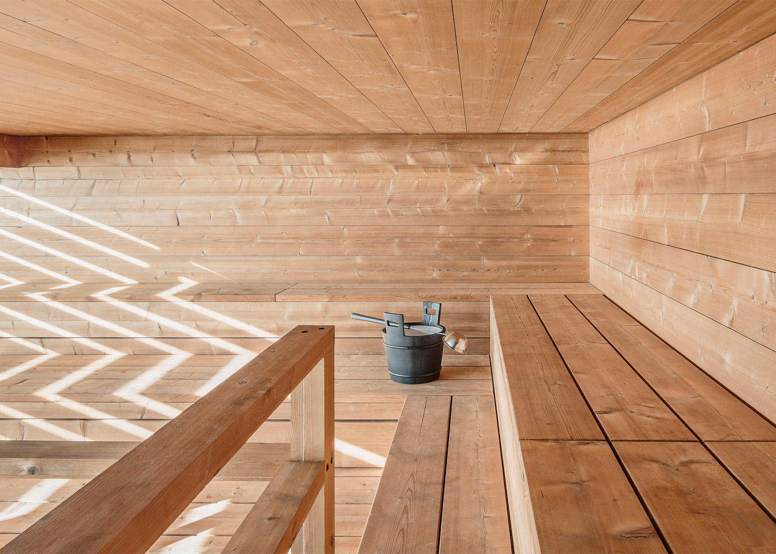 Sauna Löyly by Avanto Architects and Joanna Laajisto Creative Studio