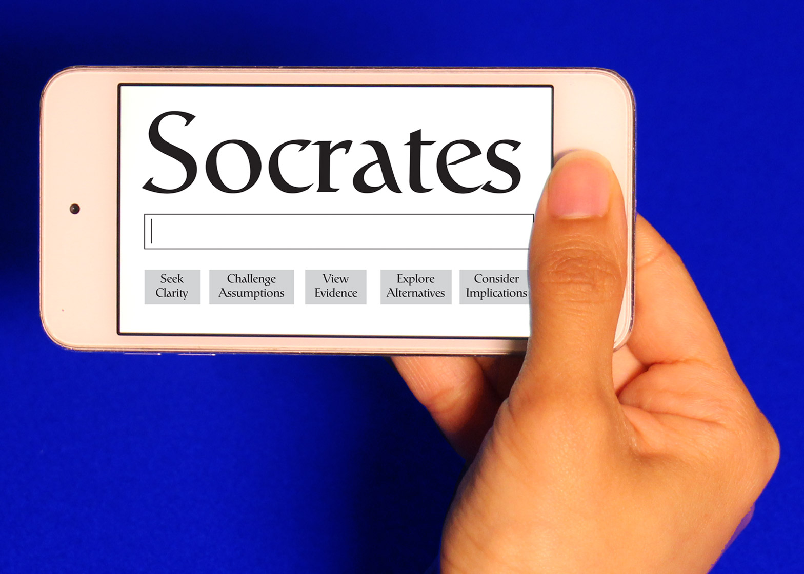 ted hunt invites users to google using socratic method ted hunt s socratic search invites google users to question their assumptions